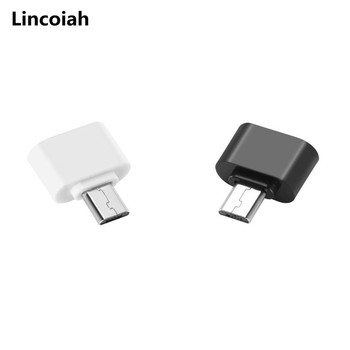 1pcs Micro USB Į USB Keitiklis Tablet PC